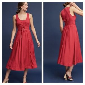 Plenty by Tracy Reese | Polly Red Corset Dress